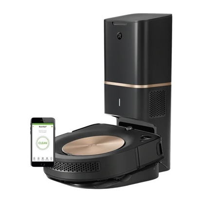 Picture of iRobot® Roomba® s9+ Wi-Fi Connected Robot Vacuum with Clean Base™