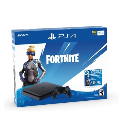 Picture of Sony Playstation® 4 1TB Fortnite Gaming Console Bundle