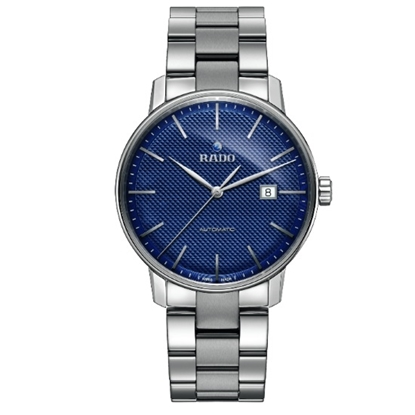 Picture of Rado Coupole Classic Automatic Watch with Blue Dial