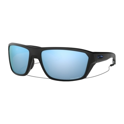 Picture of Oakley Split Shot - Matte Black/Prizm Deep Water Polarized