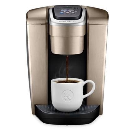 Picture of Keurig® K-Elite® Brewer w/ K-Cups® - Brushed Gold