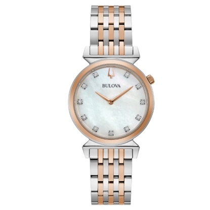 Picture of Bulova Ladies' Classic Reggatta Two-Tone Watch