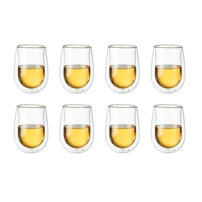 Picture of Zwilling Sorrento 8-Piece Stemless White Wine Glass Set