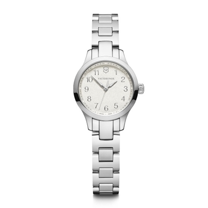 Picture of Victorinox Alliance XS Stainless Steel Watch with White Dial