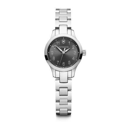 Picture of Victorinox Alliance XS Stainless Steel Watch with Black Dial