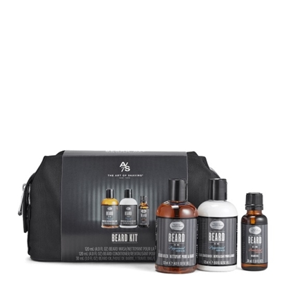 Picture of The Art of Shaving Beard Kit with Wash, Conditioner & Oil