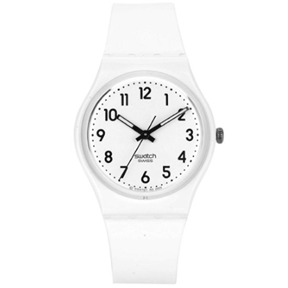 Picture of Swatch ''Just White Soft'' Watch