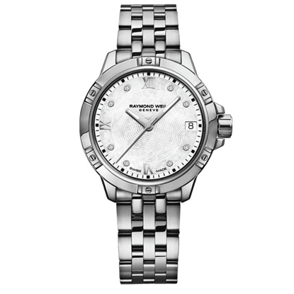Picture of Raymond Weil Tango Stainless Steel Watch with MOP Dial