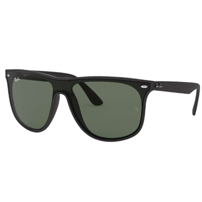 Picture of Ray-Ban® Blaze Nylon Sunglasses - Black/Green Classic Lens