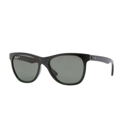 Picture of Ray-Ban® Propionate - Black/Green Polarized Lens