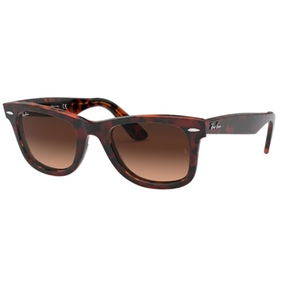 Picture of Ray-Ban Original Wayfarer - Havana/Tortoise & Pink/Brown Lens