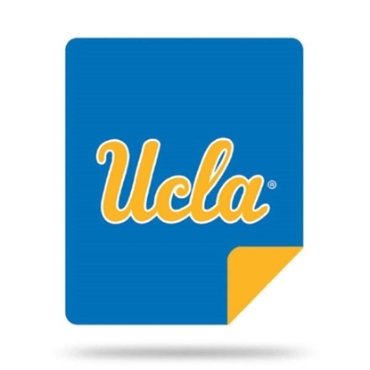 Picture of NCAA Sliver Knit Throw Blanket - UCLA