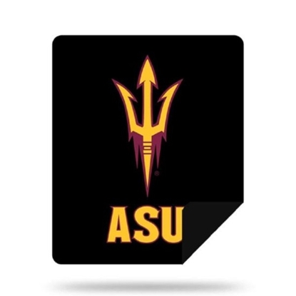 Picture of NCAA Sliver Knit Throw Blanket - Arizona State