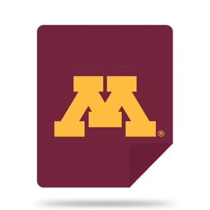 Picture of NCAA Sliver Knit Throw Blanket - Minnesota
