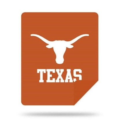Picture of NCAA Sliver Knit Throw Blanket - Texas