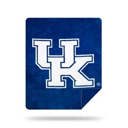 Picture of NCAA Sliver Knit Throw Blanket - Kentucky