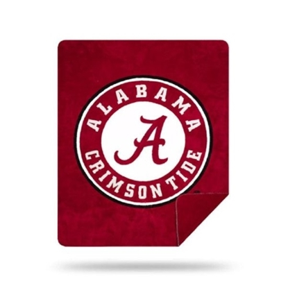 Picture of NCAA Sliver Knit Throw Blanket - Alabama