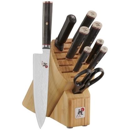 Picture of Miyabi Kaizen 10-Piece Knife Block Set