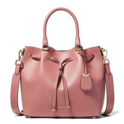 Picture of Michael Kors Blakely Medium Bucket Bag - Rose