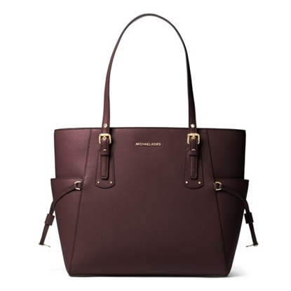 Picture of Michael Kors Voyager E/W Tote - Barolo