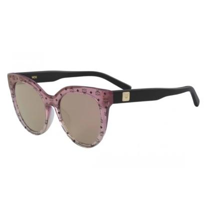 Picture of MCM Ladies' Sunglasses - Rose/Honey Iridescent Visetos