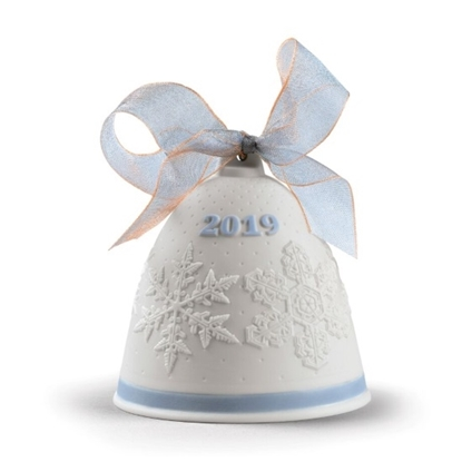 Picture of Lladro® 2019 Christmas Bell Ornament