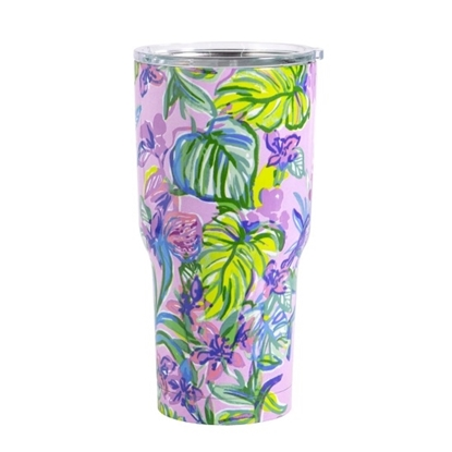 Picture of Lilly Pulitzer Insulated Tumbler - Mermaid in the Shade