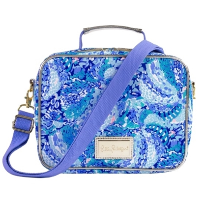 Picture of Lilly Pulitzer Lunch Bag - Wave After Wave