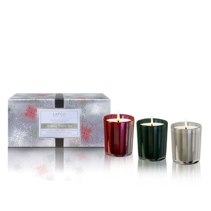 Picture of Lafco Holiday Votive Candle Gift Set - 2oz.