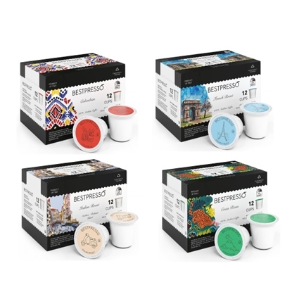 Picture of K-Cup® XL Variety Coffee Pack - 120-Count