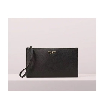 Picture of Kate Spade Sylvia Large Continental Wallet - Black
