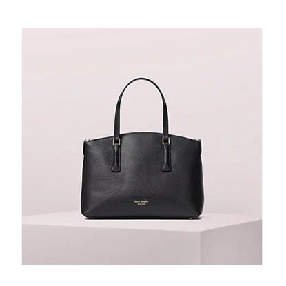 Picture of Kate Spade Abbott Small Satchel - Black