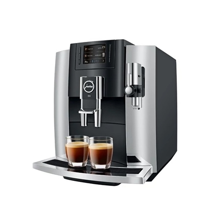 Picture of Jura® E8 Chrome Coffee/Espresso Center