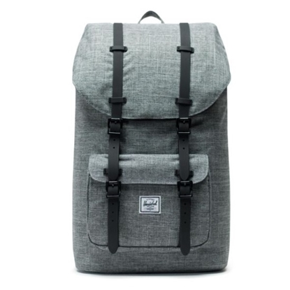 Picture of Herschel Little America™ Backpack - Raven Crosshatch