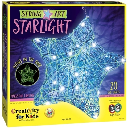 Picture of Creativity for Kids String Art Star Light