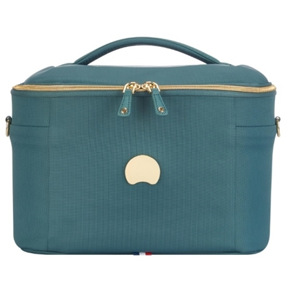 Picture of Delsey Montrouge Beauty Case - Sage