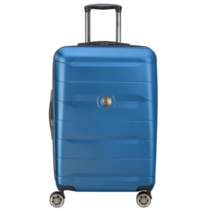 Picture of Delsey Comete 2.0 24'' Expandable Spinner Upright - Steel Blue