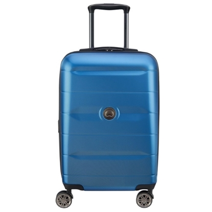 Picture of Delsey Comete 2.0 Expandable Spinner Carry-On - Steel Blue