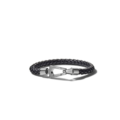 Picture of Bulova Marine Star Signature Clasp Braided Bracelet