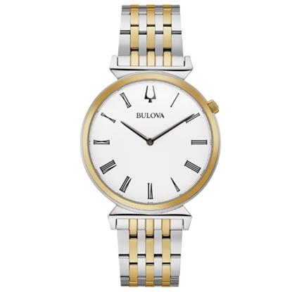 Picture of Bulova Men's Classic Regatta Two-Tone Watch