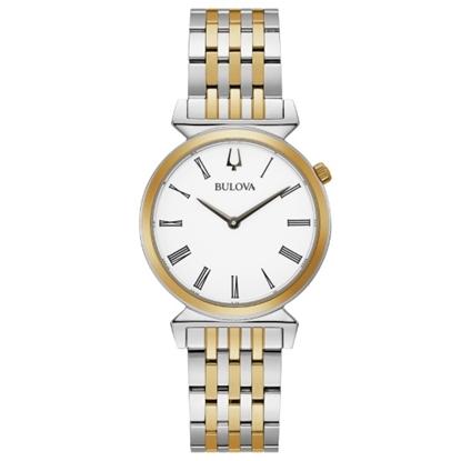 Picture of Bulova Ladies' Classic Regatta Two-Tone Watch