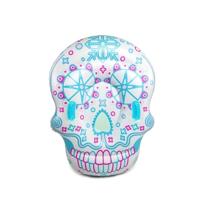 Picture of BigMouth Sugar Skull Snow Tubes - Set of 2