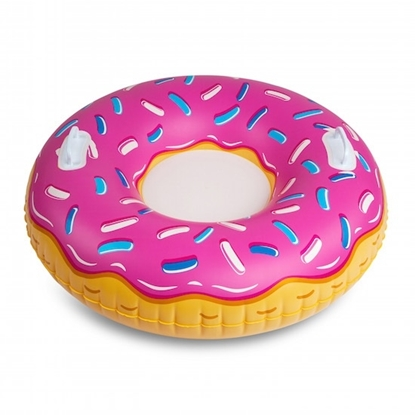 Picture of BigMouth Giant Pink Donut Snow Tubes - Set of 2