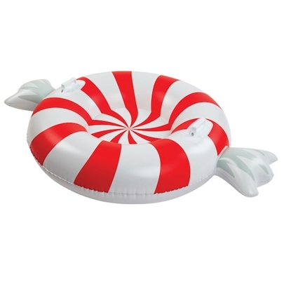 Picture of BigMouth Giant Peppermint Snow Tubes - Set of 2