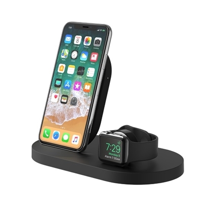 Picture of Belkin BOOST UP iPhone/Apple Watch Wireless Charging Doc