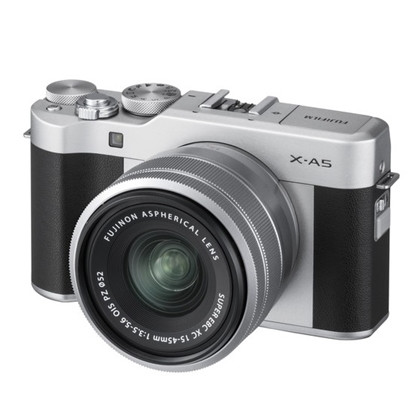 Picture of Fuji X-A5 Camera Bundle with Lens, SD Card & Bag