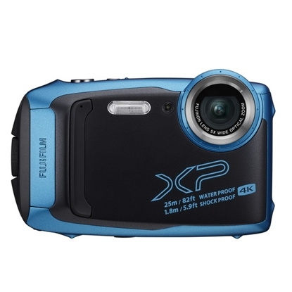 Picture of Fuji FinePix Rugged Digital Camera with 16GB SD Card