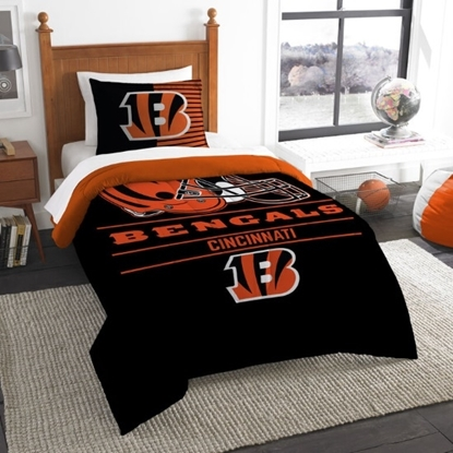 Picture of NFL Twin Comforter Set (AFC Teams)