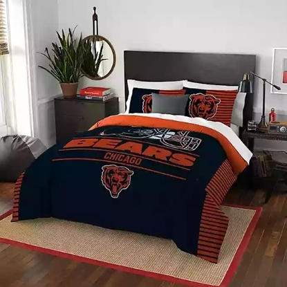 Picture of NFL Full/Queen Comforter Set (NFC Teams)