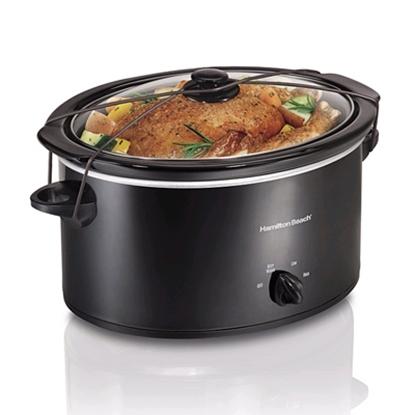 Picture of Hamilton Beach® 5-Quart Portable Slow Cooker